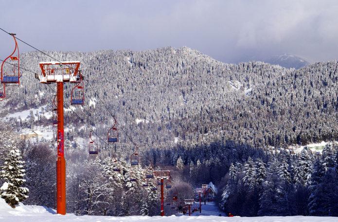 Список лучших горнолыжных курортов Грузии