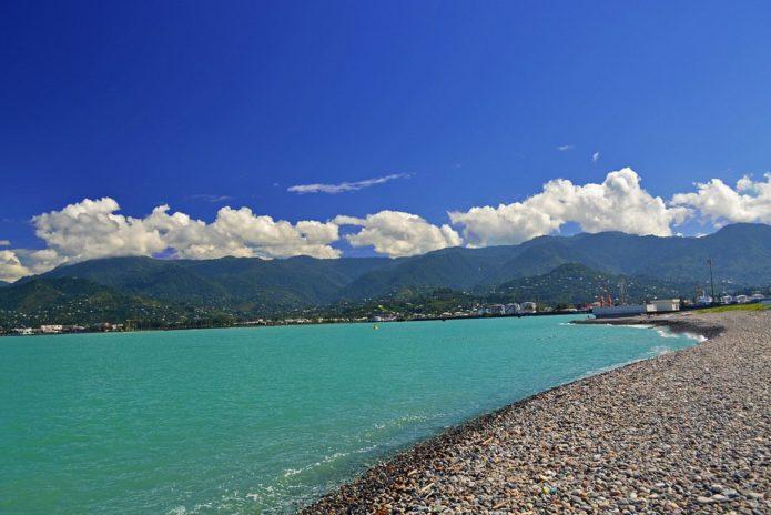 Обзор морских курортов Грузии