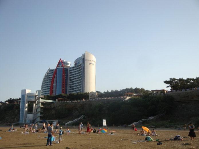 Курорт Бильгя, Азербайджан