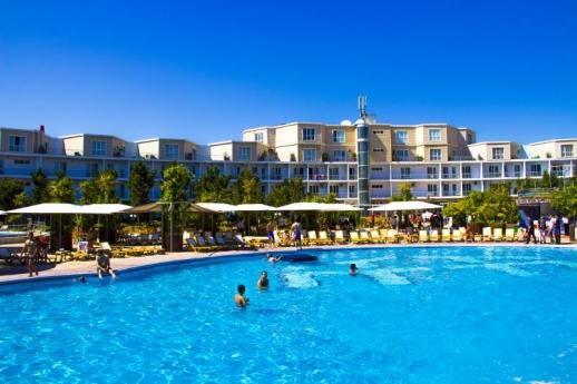 Курорт Новхана в Азербайджане