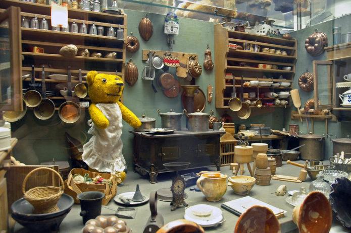 Музей игрушки в Старой ратуше