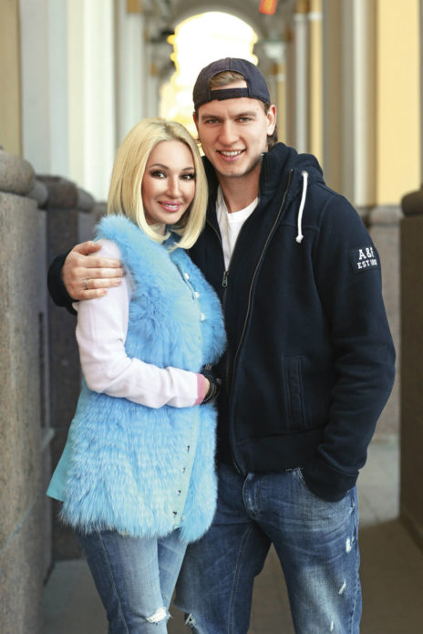 лера кудрявцева и муж