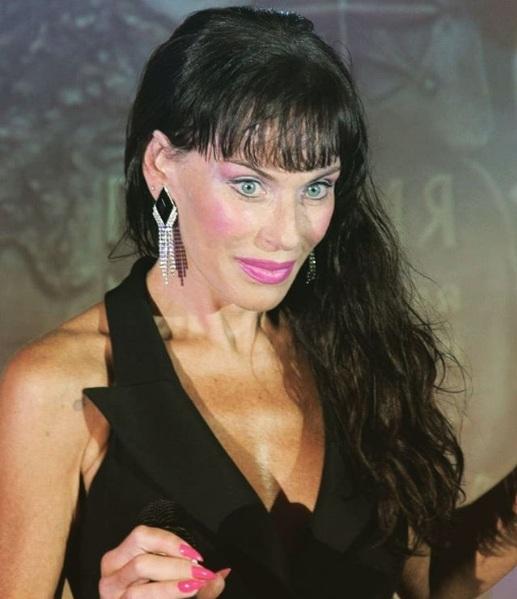 Ирина Панаровская