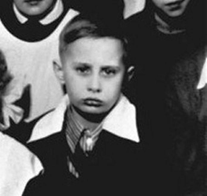 владимир путин в детстве фото