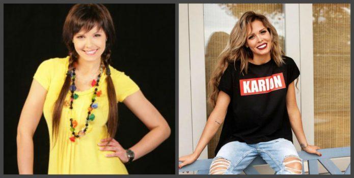 мария горбань фото до и после