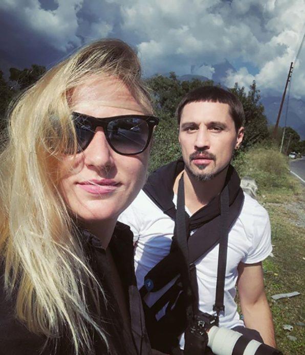 Билан и Анастасия