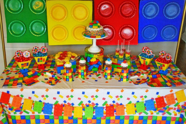 Тематика «Лего»