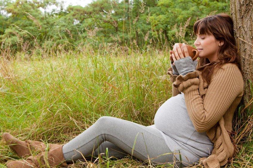 при беременности пить кофе