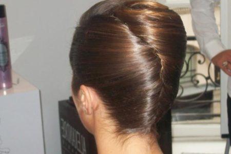 Причёска улитка: французская изысканность и практичная простота для ваших волос