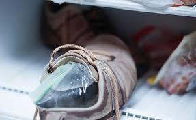 Как растянуть обувь методом «заморозки»