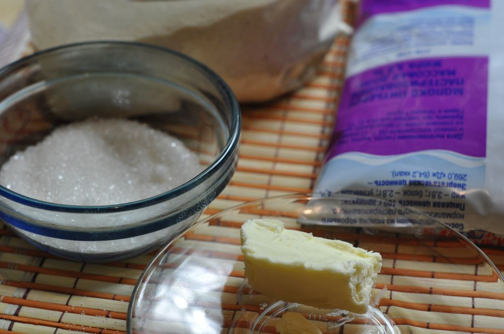 Продукты для манки на молоке