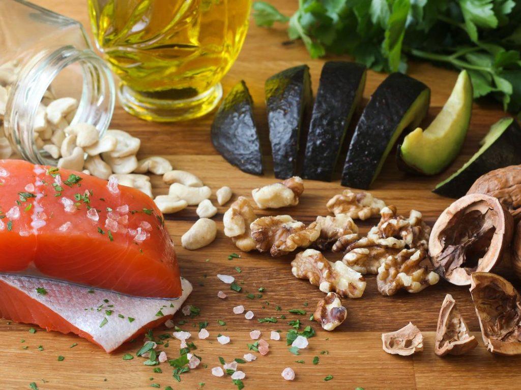 Продукты питания с высоким содержанием Омега 3