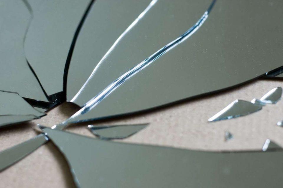 Разбившееся зеркало