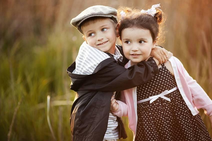 различия между мальчиками и девочками