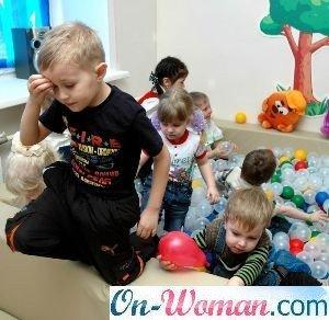 болезнь детей