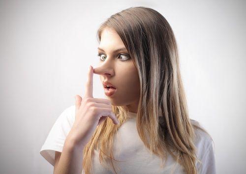 Макияж для уменьшения носа
