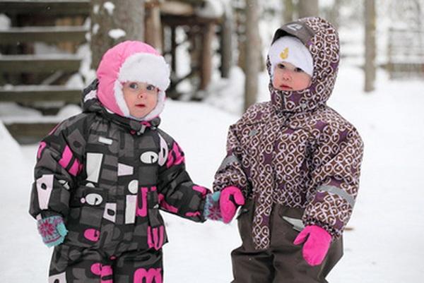 Reima зимняя одежда для ребенка