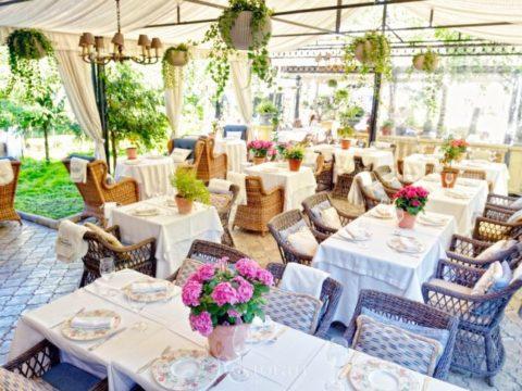 ресторане Veranda