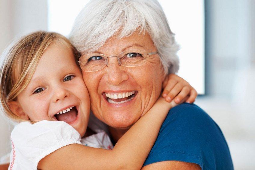 Роль бабушки