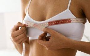 рост груди