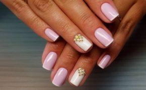 Розовый вариант