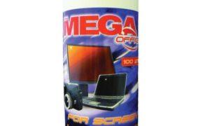 Салфетки для чистки экрана и оргтехники MEGAoffice