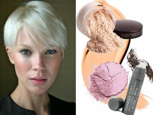 макияж в школу на каждый день