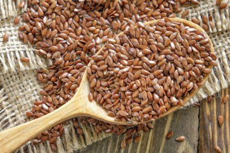 Польза семян льна для похудения