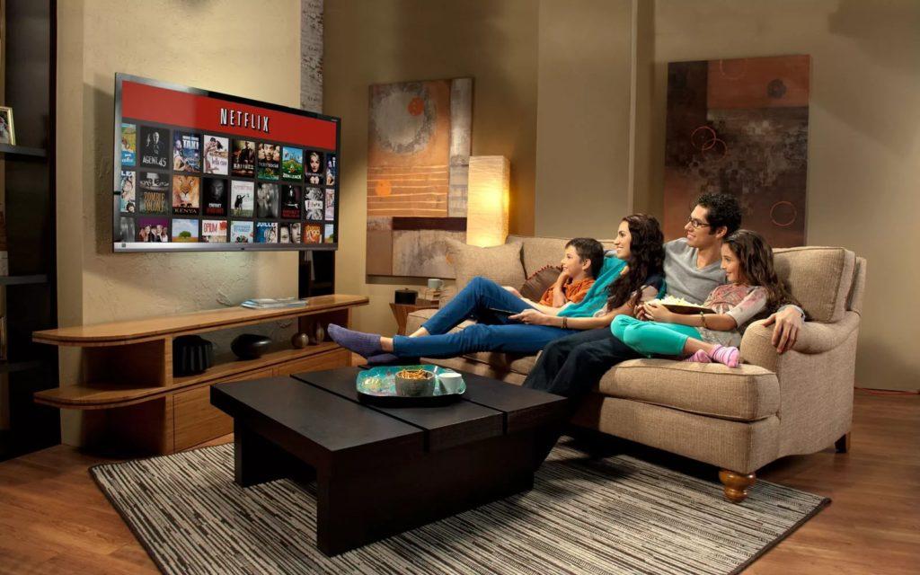 Семейный просмотр телепередач