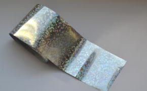 Серебряная фольга