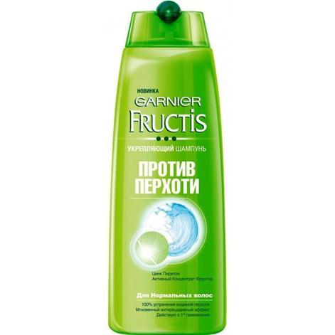 Шампунь Fructis от Garnier от перхоти