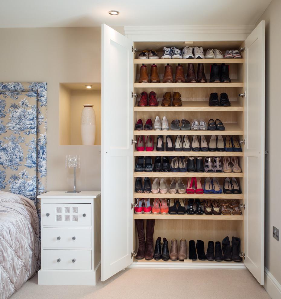 Шкаф с обувью