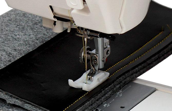 швейная машина для тяжелых материалов