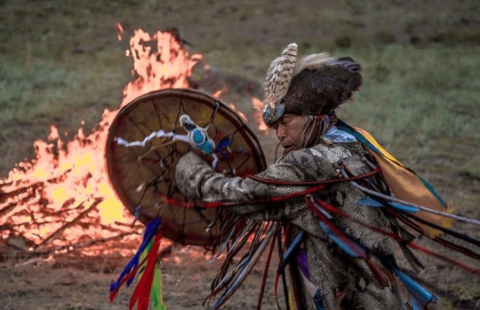 Сибирский шаман