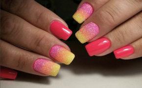 Сладкие сахарные пальчики