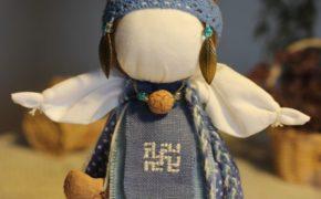 Славянская кукла-оберег