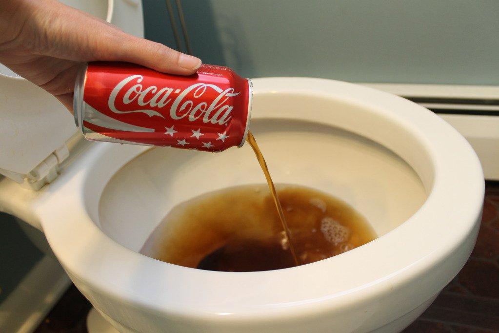 Иное применение Кока-колы