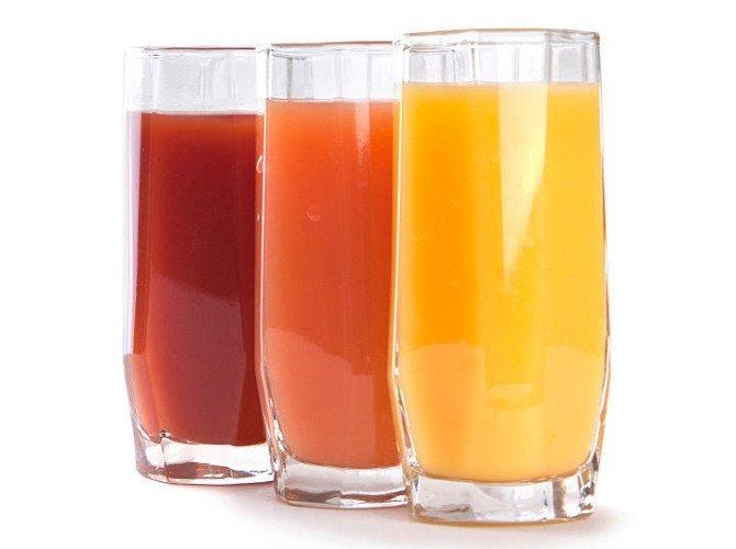 соки для кормящих мам