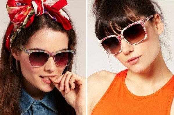 солнечные очки 2013