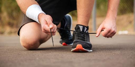 спортивная обувь бег