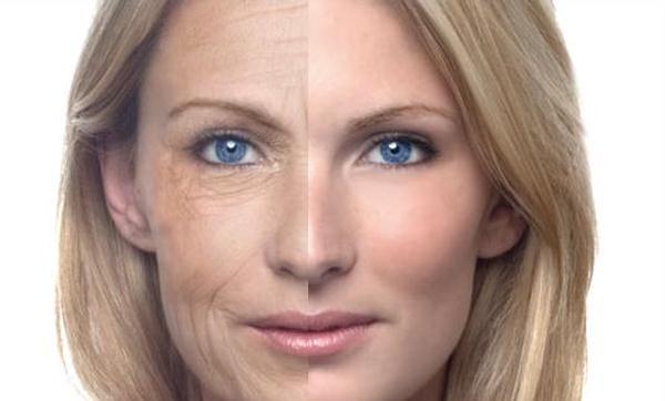 старенице кожи лица
