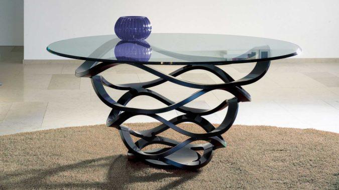 обеденный стол дизайнерский