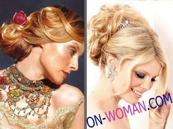 Модні весільні зачіски і стрижки на