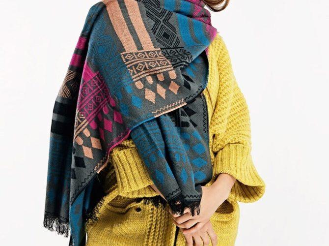 интернет магазин женских шарфов
