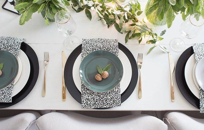 тарелки керамические