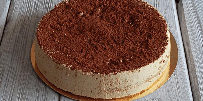 Торт дюкан тирамису