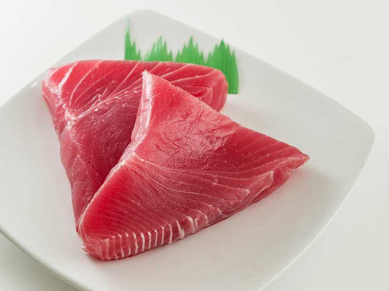 Как приготовить тунец свежемороженный