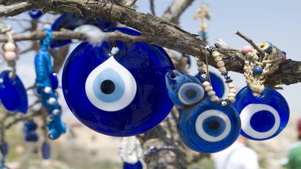 Турецкий глаз