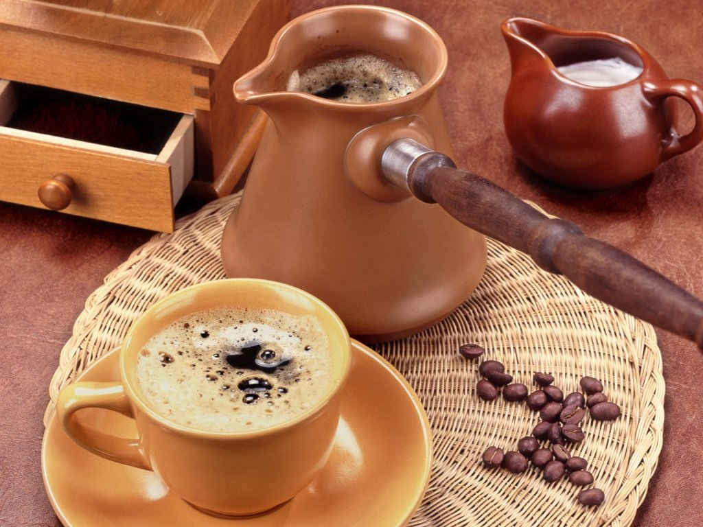 турка для кофе по турецки
