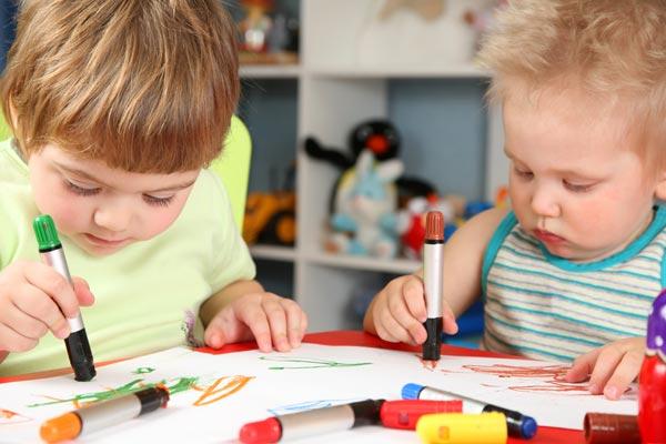творческие способности дошкольников курсовая